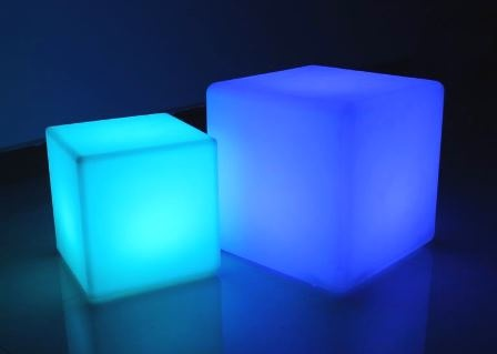Светящийся LED Куб Jellymoon Cube JM 023A