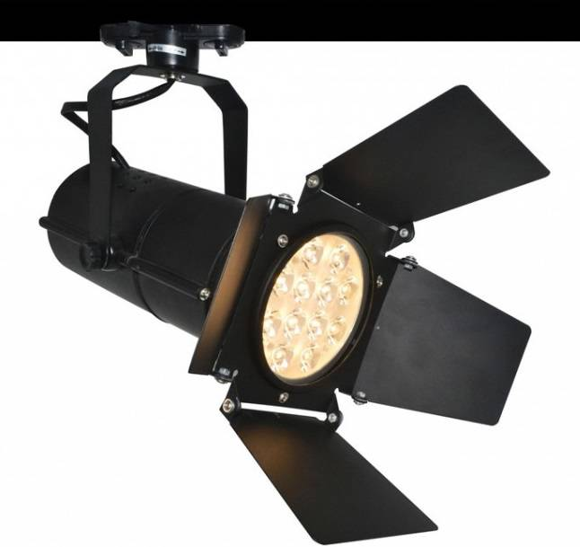 Светильник Arte Lamp A6312PL-1BK Track-lights
