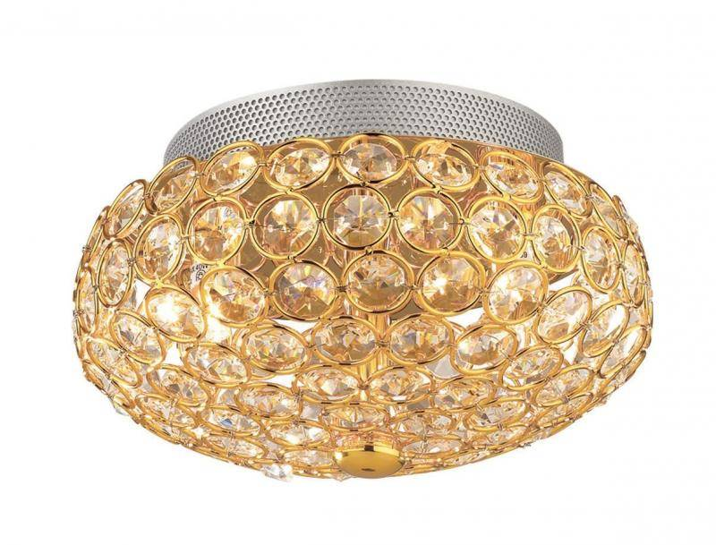 Светильник Ideal lux KING PL3 ORO 075402 King