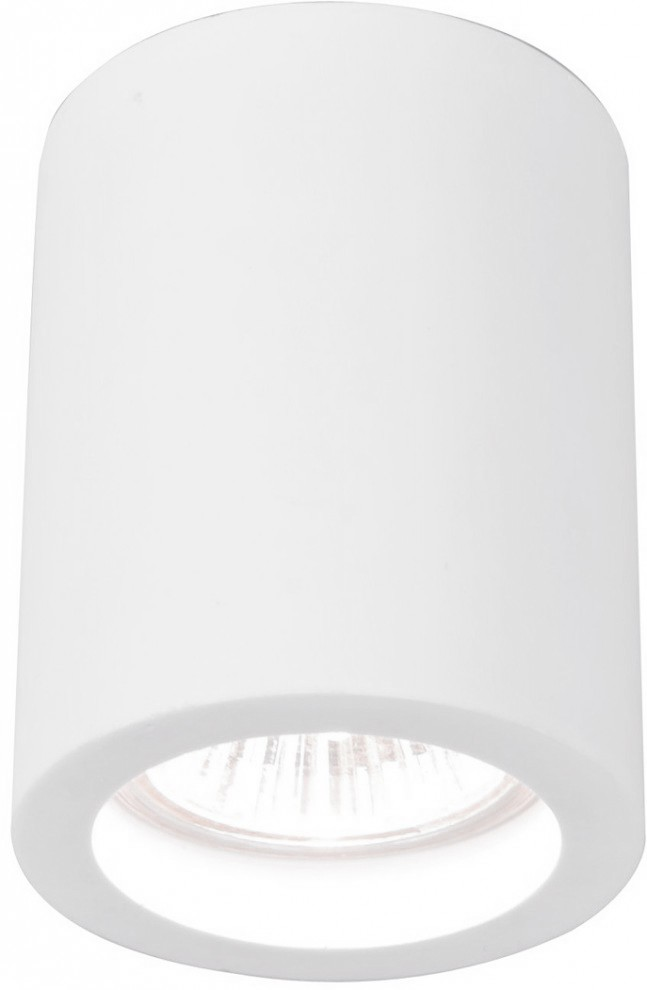 Светильник Arte Lamp A9260PL-1WH Tubo