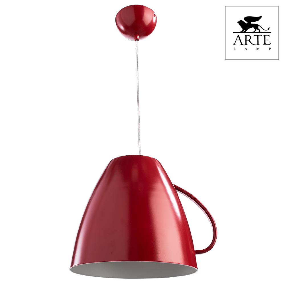 Светильник Arte Lamp A6601SP-1RD Cafeteria
