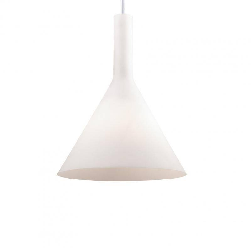 Светильник Ideal lux COCKTAIL SP1 SMALL BIANCO 074337 Cocktail