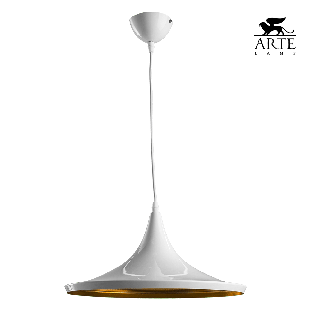 Светильник Arte Lamp A3406SP-1WH Cappello
