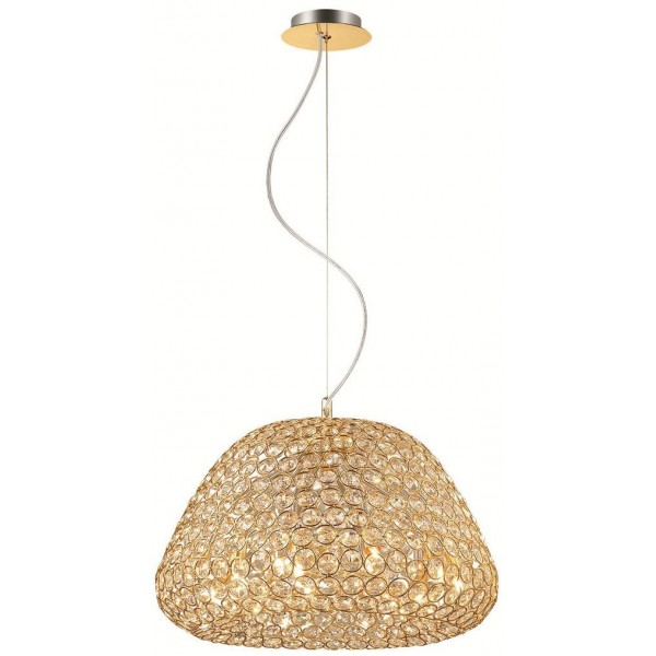Светильник Ideal lux KING SP10 ORO 073293 King