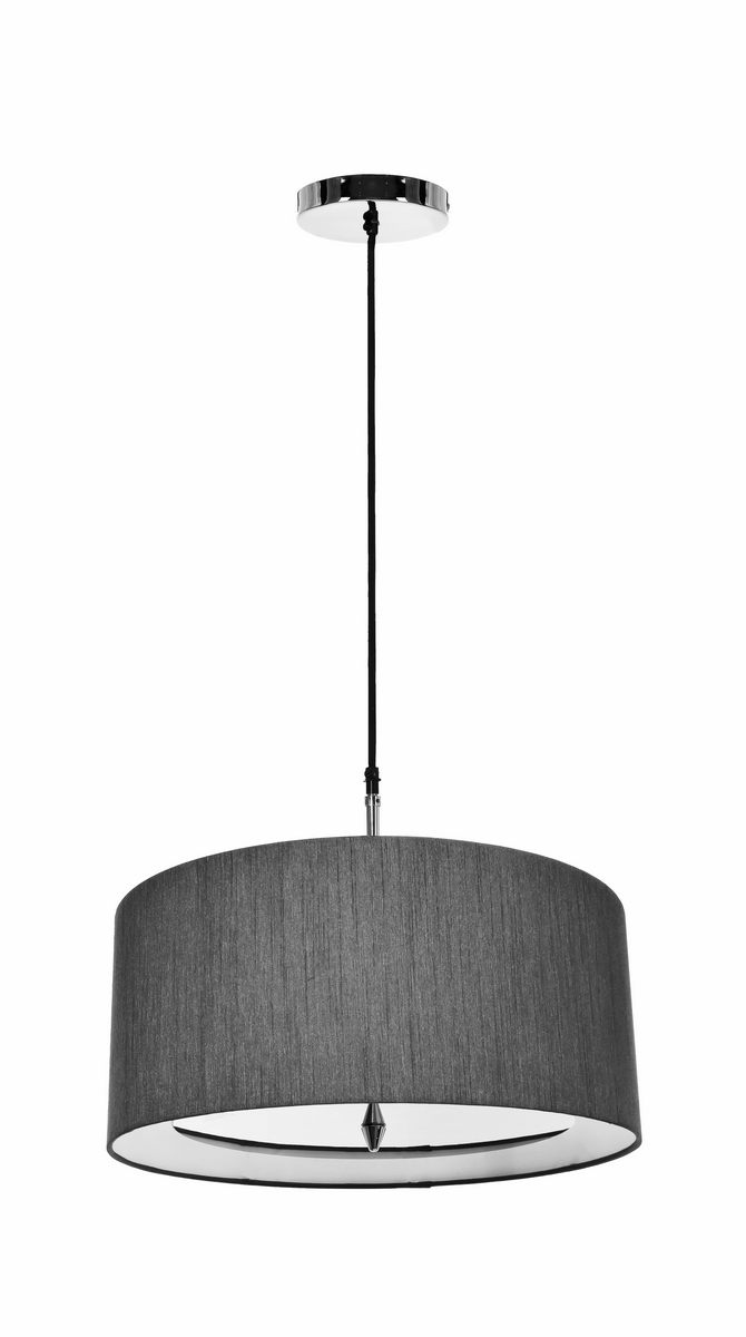 Светильник Elstead Lighting HQ/SIENNA P HQ/CY46 EBONY Sienna-pendant