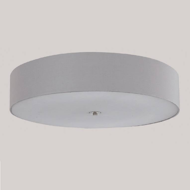 Светильник Crystal Lux JEWEL PL700 GRAY Jewel