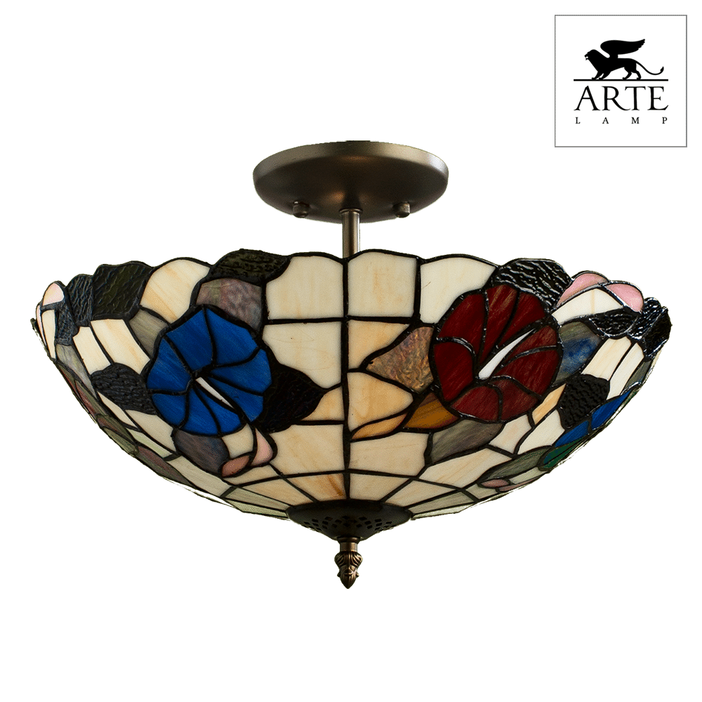 Светильник Arte Lamp A3165PL-2BG Bouquet