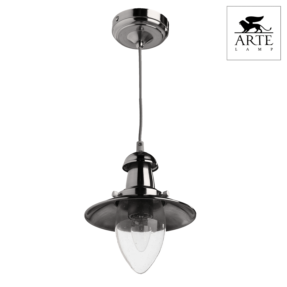 Светильник Arte Lamp A5518SP-1SS Fisherman