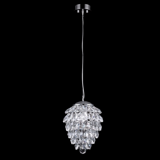 Светильник Crystal Lux CHARME SP1 + 1 LED ORO/CRYSTAL Charme-oroambra