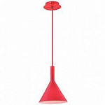Светильник Ideal lux COCKTAIL SP1 SMALL ROSSO 074351 Cocktail
