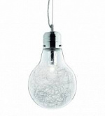 Светильник Ideal lux LUCE MAX SP1 SMALL 033679 Luce-maxluce-cromoluce-nickel