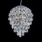 Светильник Crystal Lux CHARME SP3+3 LED CROM Charme